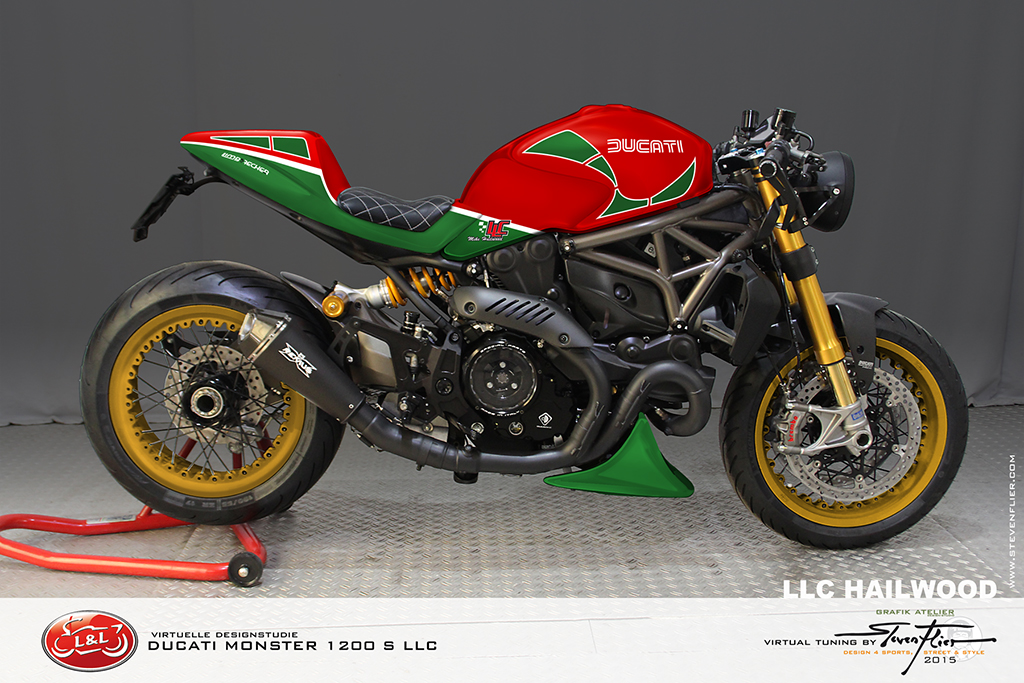 Ducati Hailwood