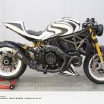 Virtual Tuning LLC Ducati 1200 S - Original-Umbau