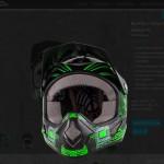 O'Neal Backflip - Venom - Design by Steven Flier