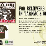Steven Flier - Racing Religion – Believe