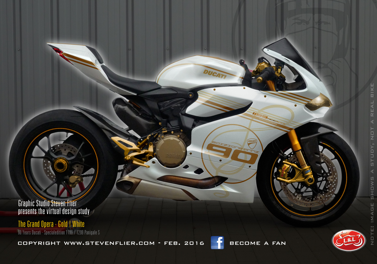 Home Graphic Design Studio Grafik Atelier Steven Flier Limb 228 Cher Ducati Panigale S
