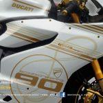 Virtual Tuning Ducati Panigale 1199 / 1299 - Grand Opera Sopran - Client Limbächer
