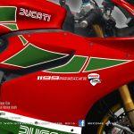 Virtual Tuning Ducati Panigale 1199 / 1299 - Hailwood - Client Limbächer