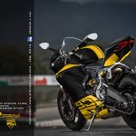 Virtual Tuning Ducati Panigale 959 - Back View - Client Limbächer