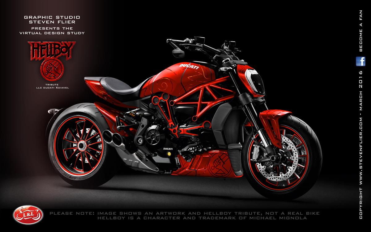 Ducati Horsepower