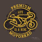 Logo Premiummotorrad - Colour
