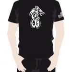 Sportschule Schwager Fight-T-Shirt Motiv 2