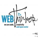 WebThinker - Logo-Design by Steven Flier