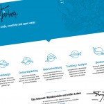 WebThinker - Website - Screen 1