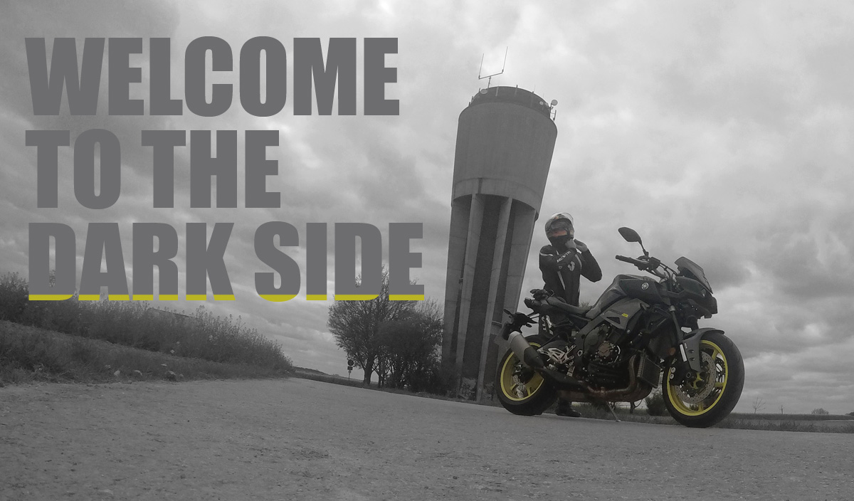 Welcome to the Dark Side – Yamaha MT-10