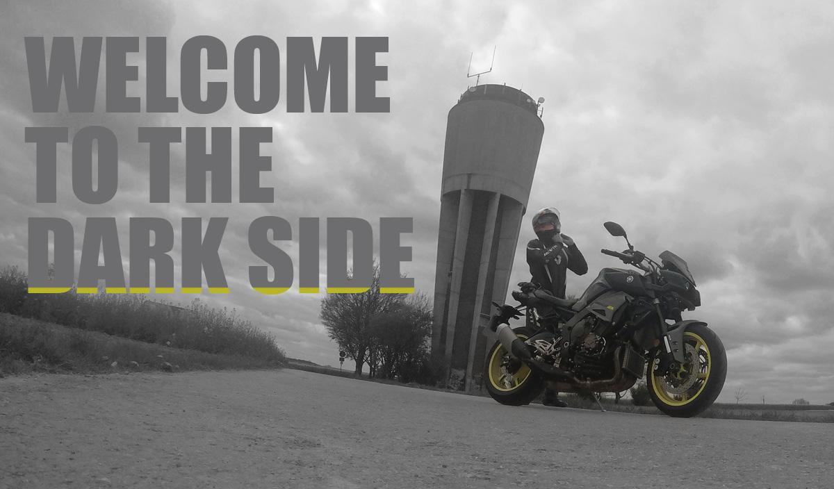 Welcome to the Dark Side – Yamaha MT-10