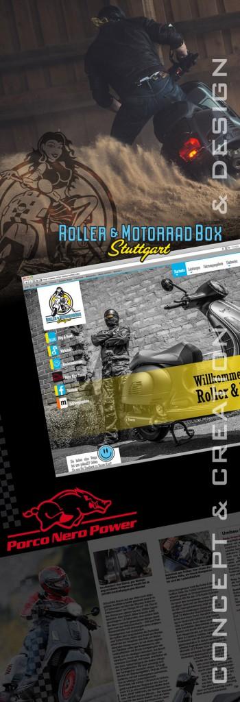 Roller & MotorradBox Stuttgart