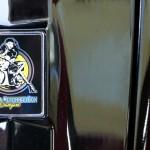 Metallic Emblem - Vespa Front
