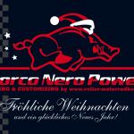 Porco Nero Power - Christmas Card