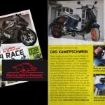 Porco Nero Power - GTS 300 Kompressor - Short article