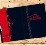Verkaufsmappe / Sales folder A4 - Porco Nero Power