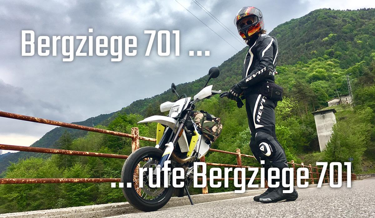 Rufe Bergziege 701 …
