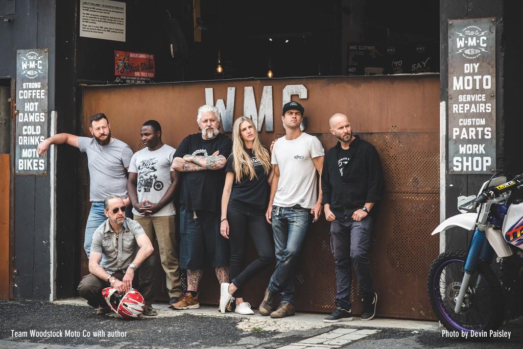 Team Woodstock Moto Co - January 2018
